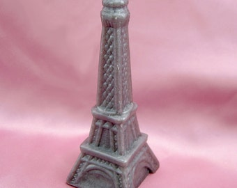 What An EIFFEL - Eiffel TOWER Soap - LAVENDER Scent - Vegan
