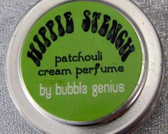 HIPPIE Stench Cream PERFUME - PATCHOULI Bergamot Ylang Ylang - Vegan