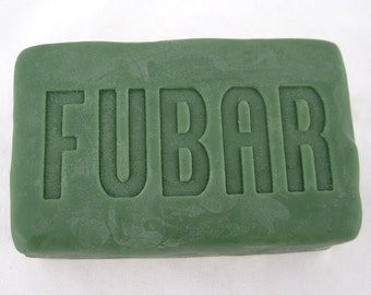 Buy a SOLDIER a SHOWER - FUBAR Soap for the Troops - 12 Dollar Contribution