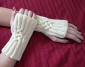 Sophisticated Cables Custom Fingerless Gloves