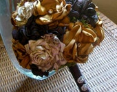 Final payment for Custom order for jacqueline estevez  A Golden Night wedding package. Gold, brown, and cream