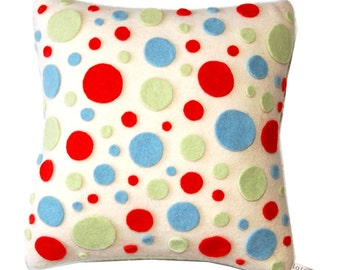Polka Dotty Cushion