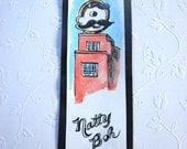 Natty Boh Bookmark