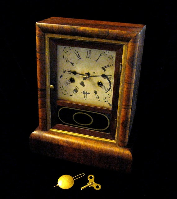 Cottage Clock - 1880's