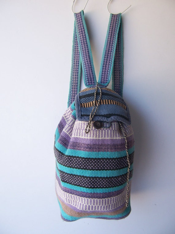 RESERVED Vintage Southwestern Backpack