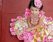Kumari Garden Twirl Dress