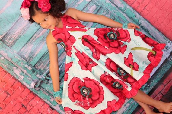 Karmen  Halter Style Dress