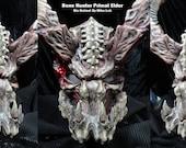 Bone-Hunter Primal Elder Bio Helmet with Tri-lasers