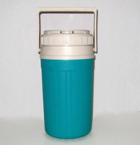 Vintage igloo aqua blue cooloer - Igloo vintage ...
