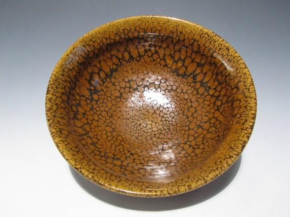Oil Spot Bowl 009