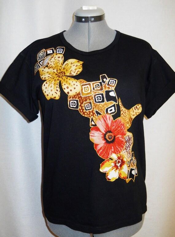 Items Similar To Custom Tee Shirt Women 39 S Black Heavy