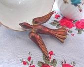 Vintage Swallow Brooch