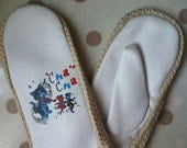 Retro Children's Mittens