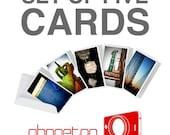 Set of 5 Cards w/ Envelopes