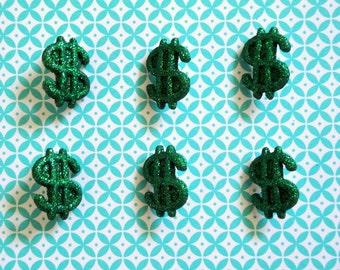 Money Buttons 12pc