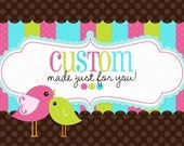 Custom listing for Ashley Bizzell - 12 pixy stick pinwheels