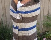 Beautiful Striped Blanket