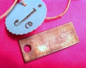 DISABLED AMERICAN VETERANS.....postage tag.....need I say more....--amazing-- small pendant