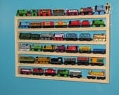 EXTENDED Black Friday Sale !!!!Thomas The Tank Engine Brio Wood Train Storage Rack