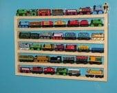 "Thomas ""take and play"" die cast train Storage Rack"