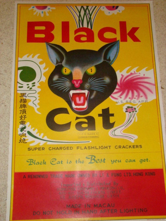 Li And Fung Black Cat Fireworks