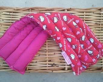 "Aromatherapy Therapy Pack 7""x20"" Hello Kitty Pink Red Valentine"