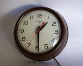Vintage GE School/Office Wall Clock