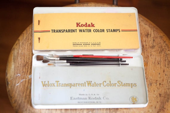 Velox Water Color Outfit from Kodak