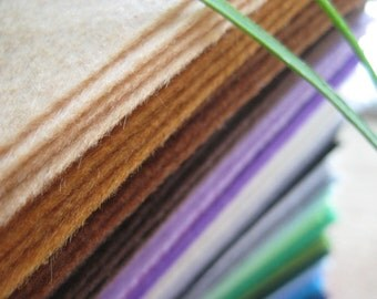 ALL Colors you need is HERE - 1 Yard Polyester Synthetic Felt - 88 Colors for choice