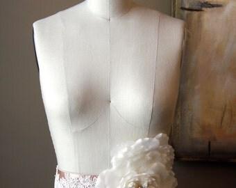 Wedding Sash - The Maria Bridal Belt
