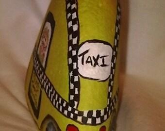 Crazy Taxi ride