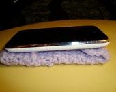 Light Purple Iphone Case