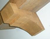 Shelf Rough Sawn Cedar
