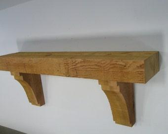 CEDAR SHELF  Solid Western Red Cedar