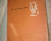 Vintage 1964 The Negro Heritage Library Book 1st Ed Martin Luther King Treasury History
