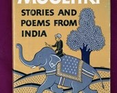 MOOLTIKI, stories and poems from INDIA, rumer godden, 1957, hardcover