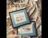 Leisure Arts Seaside Patterns cross stitch