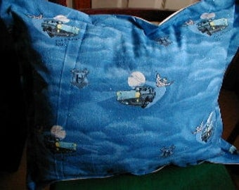 Brand New Harry Potter Pillow Large Size