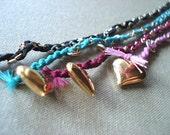 Free Shipping. Set of 2 Friendship Bracelets