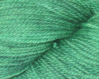 Emerald Kettle Dyed Shangri-La Yarn