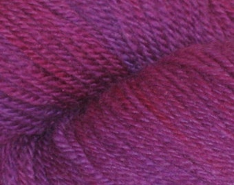 Red Grapes Kettle Dyed Shangri-La Yarn