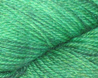 Emerald Kettle Dyed Valhalla Yarn