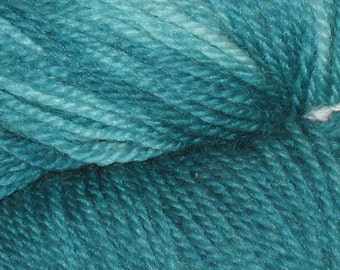 Teal Kettle Dyed Valhalla Yarn