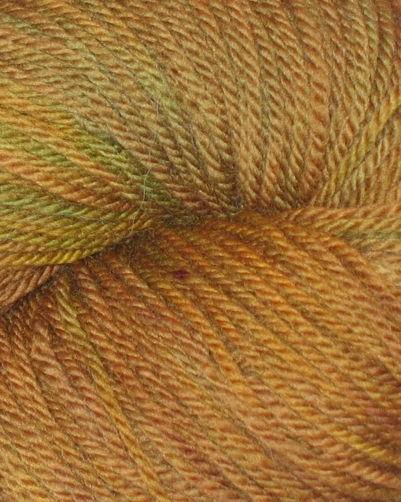 SALE -50% off original price Bayou 2 Hand Painted Shambhala Yarn