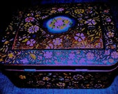 Jewel Box Cluster Tin - George W.Horner - Unique  and Highly Collectible