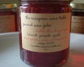 Cotes du Rhone Rose Gourmet Wine Gelee Vintage 2009