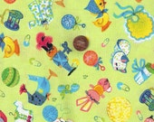 Sweet Baby 1/2 Yard Fabric by Avlyn