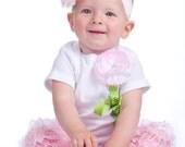 Baby Onesie - Baby Bodysuit - Baby Girl Onesie - Spring Summer Onesie - Interchangeable Flower Onesie - NB- 24months