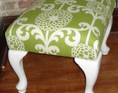 handmade OTTOMAN 16x20x16 :custom available