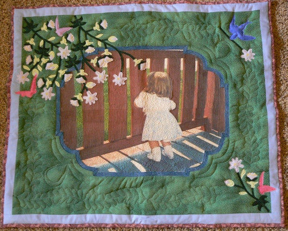Custom Order Your Picture Perfect Quilt